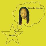 プロフェット 『Wanna Be Your Man』 カルトな人気誇るシンガーが、マインドデザイン全面プロデュースによりモダンに復活!
