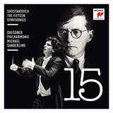 ミヒャエル・ザンデルリンク 『ショスタコーヴィチ:交響曲全集』ドレスデン・フィルを従え、 一族にゆかりのある作曲家と向き合う