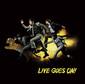 THE イナズマ戦隊 『LIVE GOES ON!』 永遠のズッコケ青春バンド、新作+ベストの2枚組で贈る結成20周年記念盤
