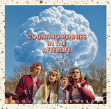カラー・ミー・ウェンズデイ 『Counting Pennies In The Afterlife』 男勝りな演奏ながら、歌とコーラスは可愛らしく清涼