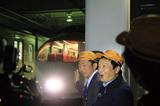 鉄道マニアのお笑い芸人、中川家礼二が鉄道会社を視察&車掌ものまねもお約束の「それゆけ 中川電鉄」がソフト化