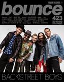 バックストリート・ボーイズ、Nulbarich、Eveが表紙で登場! タワーレコードのフリーマガジン〈bounce〉423号発行