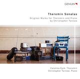 クラシックでテルミンを楽しむ! テルミン奏者、カロリーナ・エイクのために作曲された〈テルミン・ソナタ〉含むオリジナル作品集