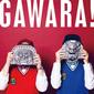 ONIGAWARA 『GAWARA!』 ポップセンス全開でやりたいことを追求したノリが魅力の8曲入り