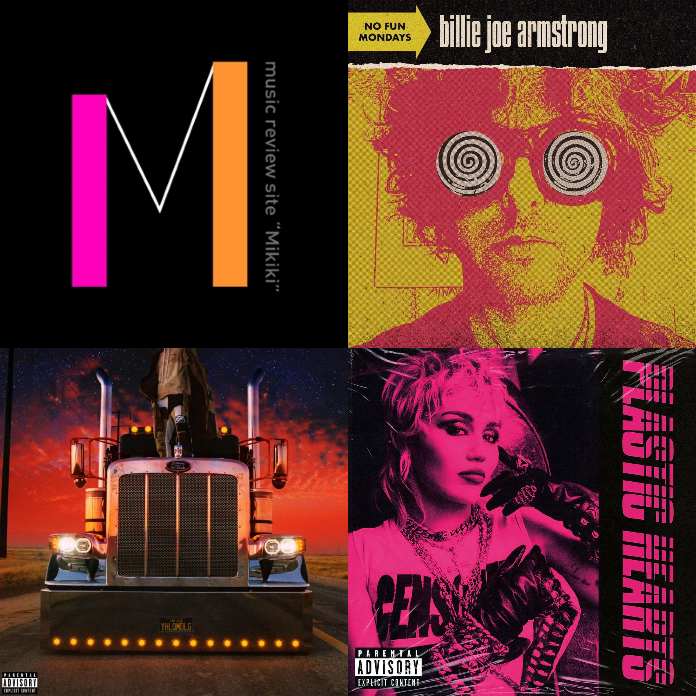 マイリー・サイラス(Miley Cyrus)やバッド・バニー(Bad Bunny)など今週リリースのMikiki推し洋楽アルバム/EP7選!
