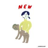 JABBERLOOP 『NEW』 超絶技巧の向こう側から音楽を奏でることの純粋な喜びが