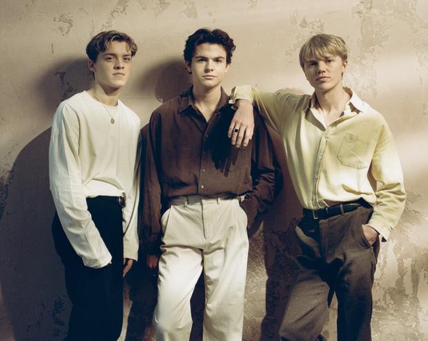 ニュー・ホープ・クラブ『New Hope Club』期待の英国産バンドが初のアルバムで綴った現時点までのストーリー