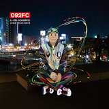 092FC 『Wheel Come Full Circle』 Olive Oilが同郷・福岡のWapperと手を組んだ一作