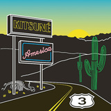 VARIOUS ARTISTS 『Kitsune America 3』