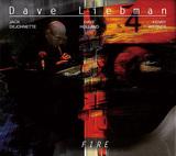 デイヴ・リーブマン 『Fire』 全身で推薦したい。ジャズの歴史を集約した傑作