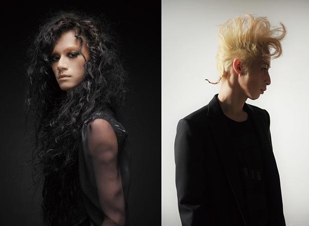 退廃的な官能性湛えたエレポップで魅了するニューカマー、VANIRUがメジャー初ミニ・アルバム『ISOLΛTION』を語る