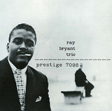 RAY BRYANT TRIO 『Ray Bryant Trio』