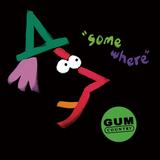 ガム・カントリー(Gum Country)『Somewhere』コートニーズの顔による新プロジェクトがデビュー ステレオラブらの影響が薫る