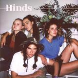 ハインズ 『I Don't Run』 スペインのガレージ・ガールズ・バンド、よりスタイルに磨きかかった2作目