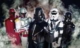 ギャラクティック・エンパイア『Episode II』〈スター・ウォーズ〉のカヴァー・バンドがこの2作目で地球侵略を完遂する!?