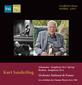 クルト・ザンデルリンク&フランス国立管弦楽団『シューマン:交響曲第1番「春」&ブラームス:交響曲第4番』 80年代、壮年期の貴重な録音