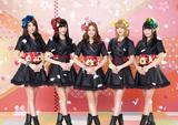 """Doll☆Elements """"君に桜ヒラリと舞う"""" 季節を先取り!! 新しい年はこの5人がつれてくるよ!!"""