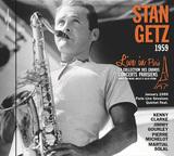 スタン・ゲッツ 『Live In Paris 1959』 地元の名プレイヤー携え、この時期のスタンダード・ナンバーを演奏