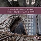 フィリップ・カッサール(Philippe Cassard)『シューベルト:ソナタ&ワルツ集』黒々とした森のような謎をはらんだピアノ作品を深遠に奏でる
