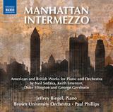 ワクワクする隠れ美メロ・ピアノ協奏曲! ニール・セダカやキース・エマーソンら作曲の4作品をジェフリー・ビーゲルが演奏した一枚
