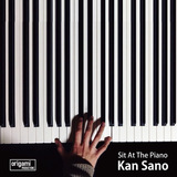 """Kan Sanoが新曲""""Sit At The Piano""""を発表、6月に全国ツアー開催"""