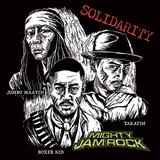 MIGHTY JAM ROCK 『SOLIDARITY』 JUMBO MAATCHの「フリースタイルダンジョン」出演も話題、円熟しながらも豪放磊落さが痛快なJTBでの19作目