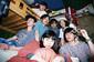発端は合唱コンクールの持つ破壊力! 〈昭和歌謡とアイドルサウンズの融合〉を掲げる京都発の7人組、バレーボウイズが初作を完成