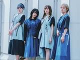 CYNHN『AOAWASE』青く儚い歌心に溢れた4人体制でのニュー・シングル!