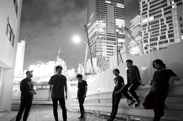 長い夜を越えたenvyが描く光量を増した風景――日本ポスト・ハードコア界の雄が新体制で帰還!