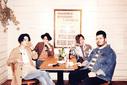 少しずつ音楽性を変化させてきた4人組バンド、FIVE NEW OLD。ブラック・ミュージック色を強めた新作EPでいよいよメジャーへ