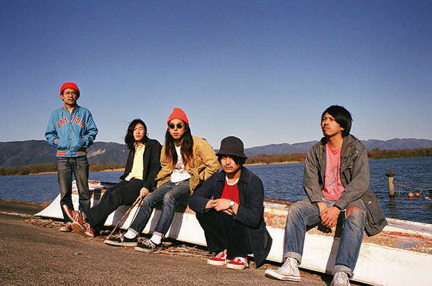 never young beach、バンドの結束力が歌の求心力とグルーヴのダイナミズム向上させた新アルバム『fam fam』を語る