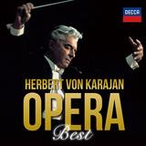 カラヤンのウィーン国立歌劇場芸術監督就任60年を記念した、有名アリア含む名曲集『カラヤン/オペラ・ベスト』