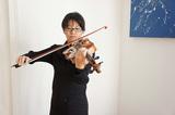 アンサンブル・モデルンに抜擢されたヴィオラ奏者、笠川恵が人気リサイタル〈B→C バッハからコンテンポラリーへ〉に登場