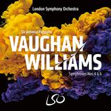 アントニオ・パッパーノ(Antonio Pappano)指揮『ヴォーン・ウィリアムズ:交響曲第4番&第6番』ラトルの後任となるロンドン響の新首席指揮者が垣間見せるポテンシャル