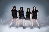 熱いパフォーマンスで注目度増す大阪発の4人組、PassCodeが次のステージへブチ上がる最強アルバム『VIRTUAL』を語る