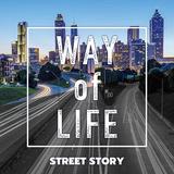 STREET STORY『Way of life』SEPTA LUCKのfinと沢城千春の2人組 高田雄一ら参加の明快なメロディック・パンク集!