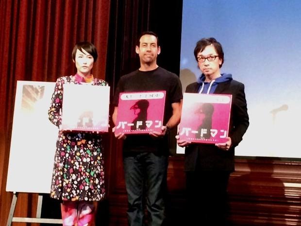 菊地成孔&菊地凛子も称賛! 映画「バードマン」の音楽を担当した来日公演中のドラマー、アントニオ・サンチェス記者会見レポ