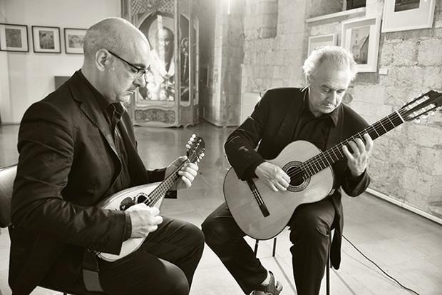 マウロ・スクイッランテ&サンテ・トゥルジ『Estate~イタリアの夏~』 マンドリンとギターで味わうイタリアの夏