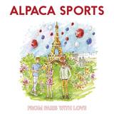 アルパカ・スポーツ 『From Paris With Love』 スミスらから受け継いだ、哀愁湛えた甘いメロから成るネオアコ・サウンド
