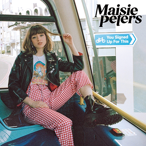 メイジー・ピーターズ(Maisie Peters)『You Signed Up For This』エド・シーラン全面協力のキュートなポップソング集