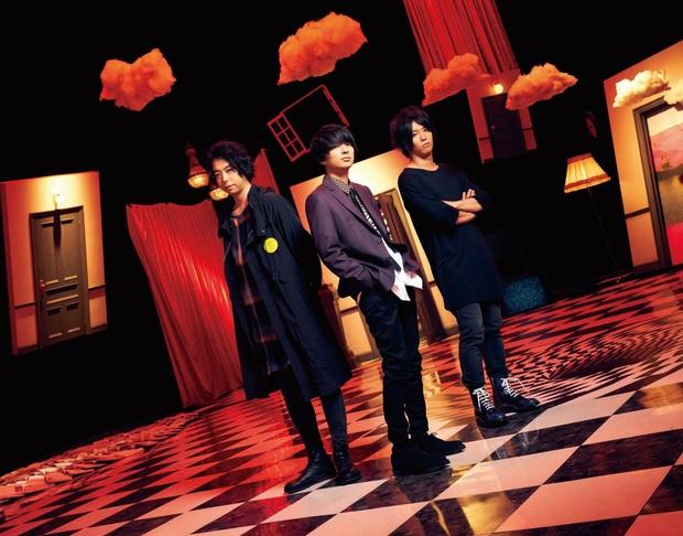 UNISON SQUARE GARDEN 『Phantom Joke』 史上最強に難しい曲、2年前に録音していた曲、インディーズ時代の曲と絶妙な3曲構成
