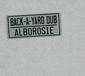アルボロジー(Alborosie)『Back-A-Yard Dub』選り抜きのダブ曲で気持ち良い深みに包まれる