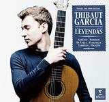 若手ギタリスト、ティボー・ガルシア ピアソラ他ギターの王道作品収録のデビュー・アルバム『レイエンダ~伝説のギター』
