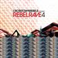 VA 『Rebel Rave 4』 クロスタウン・レベルズのコンピ第4弾はサイケマジックら注目アクト音源&マシュー・スタイルズのミックスも