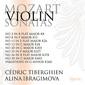 アリーナ・イブラギモヴァ、セドリック・ティベルギアン 『モーツァルト: ヴァイオリン・ソナタ全集 Vol.4』 豊かな起伏で聴き手を魅了