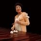安倍圭子=マリンバ界の生ける伝説がリサイタルで披露予定の自作曲を大いに語る!