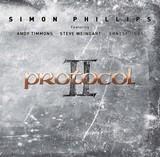 SIMON PHILLIPS 『Protocol II』