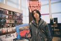 YOSHIさんご来店! レコードのロマンと音楽愛を語る