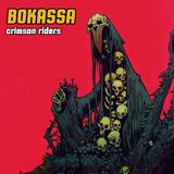 ボカッサ 『Crimson Riders』 ラーズ・ウルリッヒが〈あまりにも衝撃的! いまいちばんお気に入りのバンド!〉と推すノルウェーの3人組