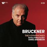 """ダニエル・バレンボイム(Daniel Barenboim)指揮『ブルックナー:交響曲全集』""""ヘルゴラント""""の貴重な音源も収めたベルリン・フィルとの共演盤"""